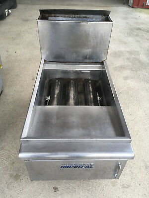 Imperial Commercial Cooking Equipment IFST-25 Deep Fryer