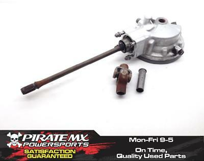 Rear Axle Final Drive Differential from 2005 Yamaha FJR 1300 ABS CA #12