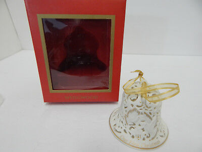 "Wedgwood 2004 ""our 1St Christmas"" Pierced Bell"