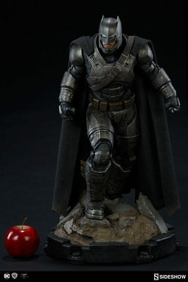 Sideshow Collectibles BvS Armored Batman Premium Format Figure Statue New MIB DC