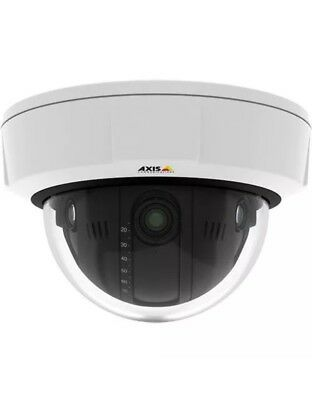 Axis Communication Inc 0801-001 Q3708-Pve 180-Degree Network Ip Camera Poe New!