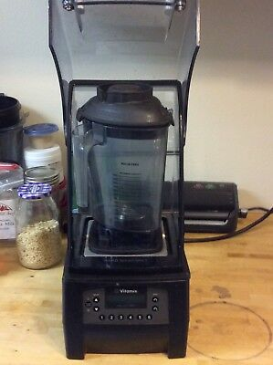 Vitamix Bar Blender 36019 The Quiet One w/ Container