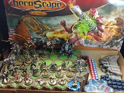 Heroscape Master Set 41712 Rise Of The Valkyrie Build Battle Game System Milton