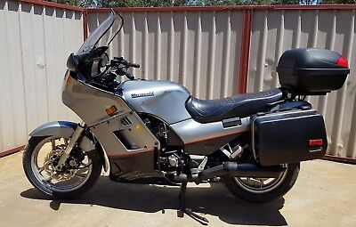 Kawasaki GTR1000 1992 ready for rego  bargain priced sports tourer commuter