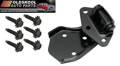 Ford Door Hinge Front Upper With Bolts Xr - Xy Za - Zd Rh