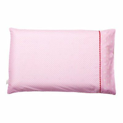 Clevamama Replacement Baby Pillow Case Pink