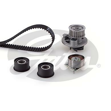 VAUXHALL ANTARA L07 2.4 Timing Belt & Water Pump Kit 2006 on Set Gates Quality