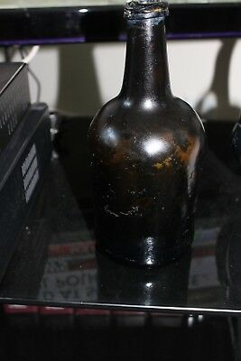 1500's - 1600's Rum Bottle Found in a Shipwreck Off The Florida Coast in th 70's