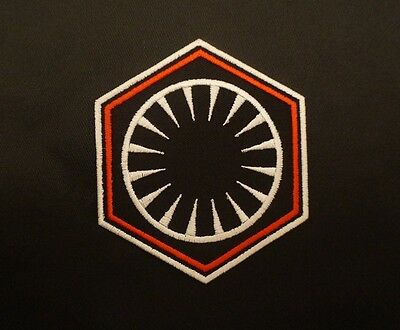 First Order Officer Uniform Patch - Star Wars: Force Awakens Hux Costume Cosplay
