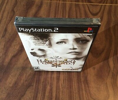 Haunting Ground (Sony PlayStation 2, PS2) Brand New - Factory Sealed