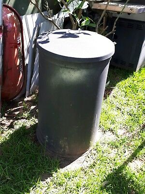 Compost bin round style used
