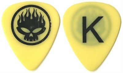 The Offspring Greg K authentic 2000 Conspiracy of One tour concert Guitar Pick