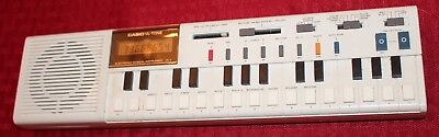Casio VL-Tone Portable Keyboard Vintage Casiotone Tested Works VL-1 Calculator