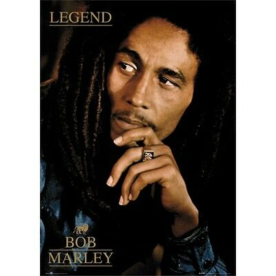 Bob Marley Legend Poster  61cmx91cm  New Licensed