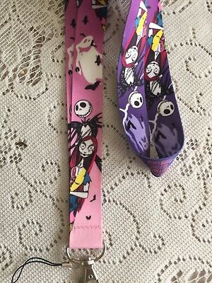 Nice Nightmare Before Christmas Lanyard Includes Postage Please See Description