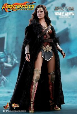Hot Toys 1/6 MMS451 – Justice League – Wonder Woman (Deluxe Version)