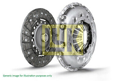 SAAB 9-3 YS3F 2.8 Clutch Kit 2 piece (Cover+Plate) 05 to 15 6 Speed MTM 240mm