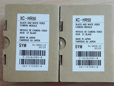 "1PC New Sony XC-HR50 XCHR50 Monochrome 1/3"" CCD  industrial camera new in  box"