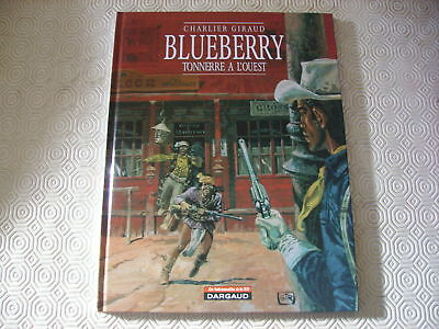 Blueberry Tonnerre A L'ouest Tome 2 Editions Dargaud