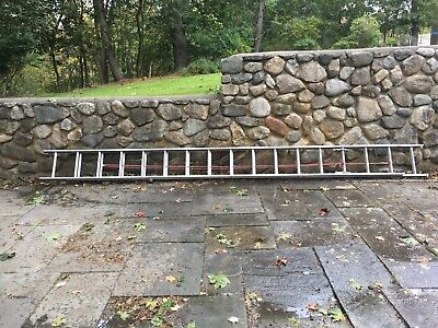 Werner 34 foot aluminum extension ladder! Great Condition