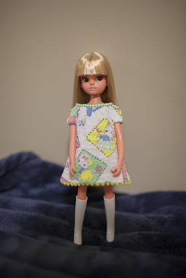 Licca chan 1st gen repro 20th anniversary CCX3 Honey Blonde Tan Skin Doll