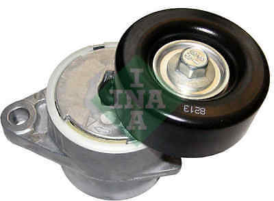 CHEVROLET LACETTI J200 1.4 Aux Belt Tensioner 2005 on F14D3 Drive V-Ribbed INA