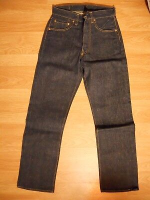 "Vtg. Original LEVI's 503BXX Double X Big E Hidden Rivet W27""x L31""Deadstock 501"