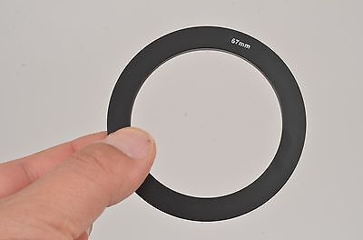 EXC++ GENUINE COKIN P SERIES 67mm ADAPTER RING, MADE IN FRANCE