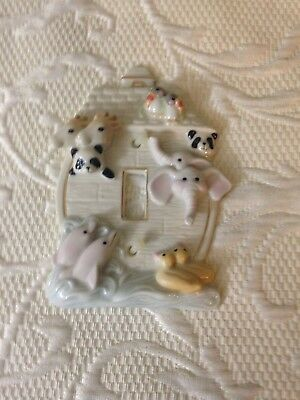 Lenox Noah's Ark Switchplate Cover