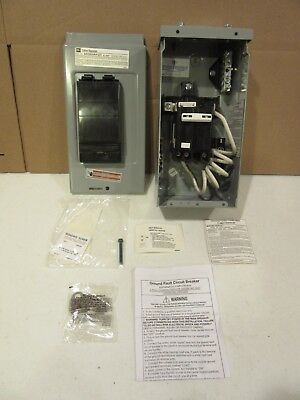 Eaton Cutler-Hammer Hot Tub Panel - 50 AMP GFI Complete