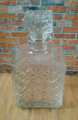 Glass Decanter / Bottle / Pitcher / Carafe