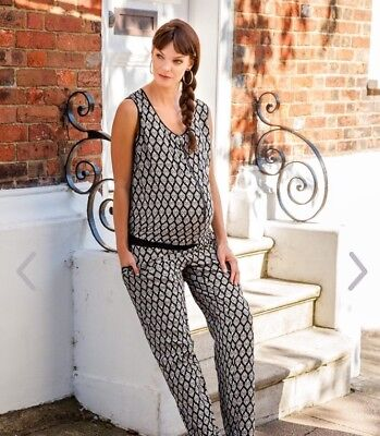 Jojo Maman Bebe Small Jumpsuit Playsuit BNWT RRP £39
