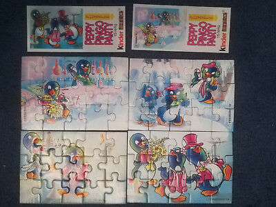 Superpuzzle Peppy Pingo Party 100% Original nicht geklebt+ 2 BPZ