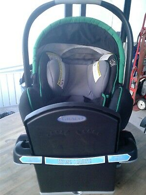 Graco boy carseat