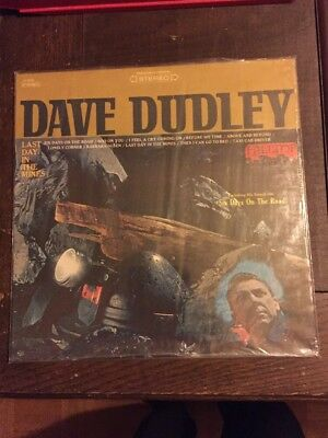Dave Dudley LP Last Day In The Mines