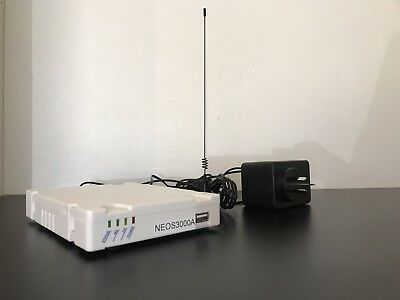 ARISTEL NEOS3000A GSM - Least Cost Wireless Router W/ Antenna & AC