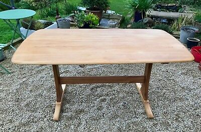 Ercol Windsor dining table. Fully restored
