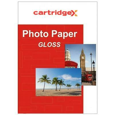 60 Sheets 6x4 Gloss 260gsm Photo Paper For Inkjet Printer - High Quality