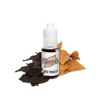 Flavorah Cured Tobacco - Flavour Concentrate for DIY E-Liquid Mixing