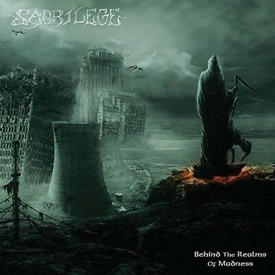Sacrilege-Behind The Realms Of Madness (Reissue Gf2Lp+Mp3) 2 Vinyl Lp + Mp3 New+