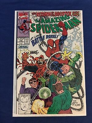 Amazing Spider-Man #338 Marvel Comics