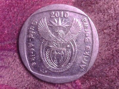 South  Africa  2  Rand  2010