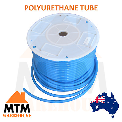 PU Tube Air Hose for Air Compressor Motor Polyurethane Per Metre 1m Pneumatic