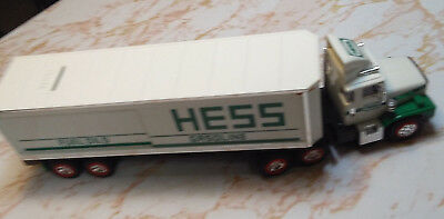 1987 HESS TRUCK With Box
