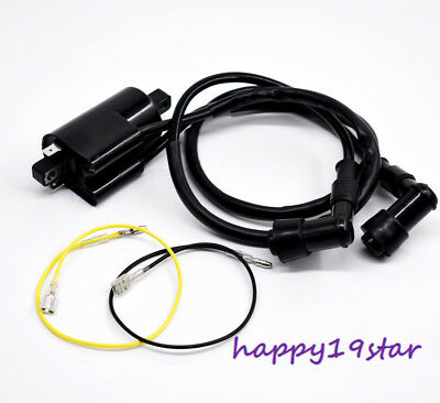 Motorcycle 350CC Quad Ignition Coil For Yamaha Banshee 350 YFZ350 1997-2006 CA