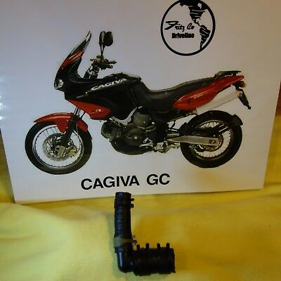 NEW Cagiva Gran Canyon fuel pump inlet elbow, Standard Kit