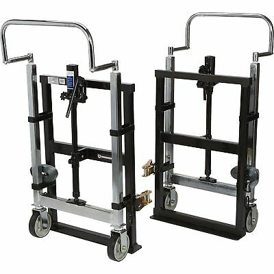 Strongway Hydraulic Furniture Mover Set 3960-Lb. Capacity, 10in. Lift