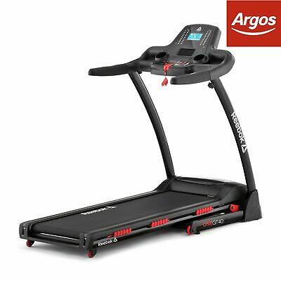 Reebok One RVON-10121 Treadmill. From the Official Argos Shop on ebay