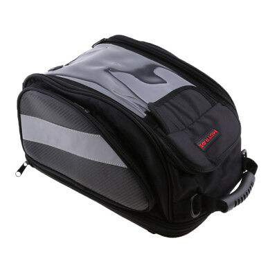 Universal Motorcycle Motorbike Riding Magnetic Fuel Tank Bag Waterproof