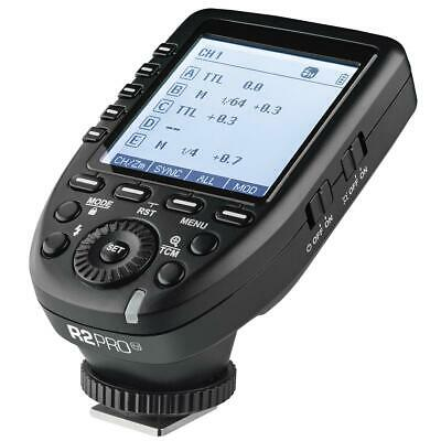Flashpoint R2 Pro 2.4GHz Transmitter for Nikon (XPro-N) #FP-RRR2PRO-N